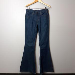 Levi's | Vintage Orange Tab Bell Bottom Jeans